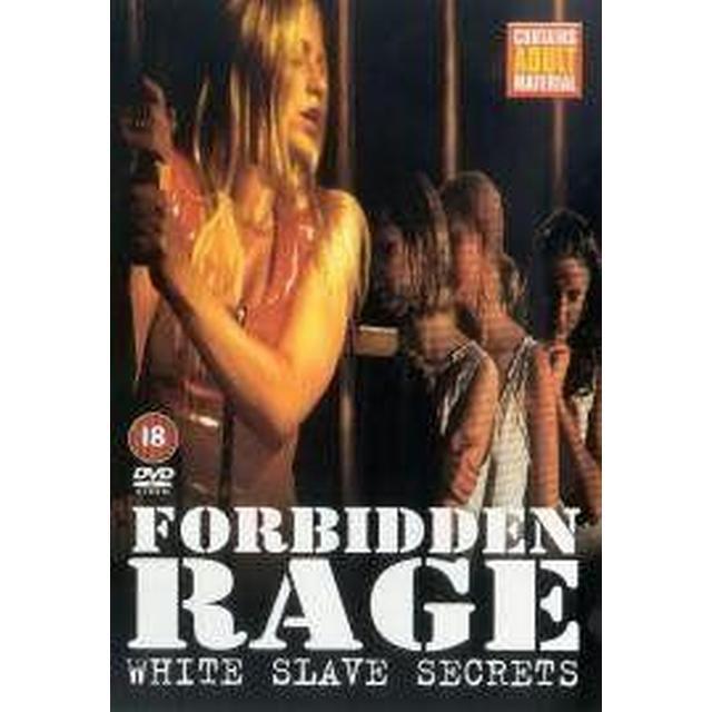 Forbidden Rage - White Slave Secrets [DVD]